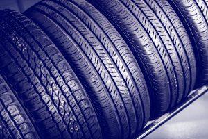 garage changement pneu